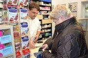 Prezident Slovenskej lekárnickej komory Ondrej Sukeľ (na snímke) odporúča systém elektronického zdravotníctva.