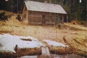Takto vyzeral robotnícky barak v doline Obrubovanská