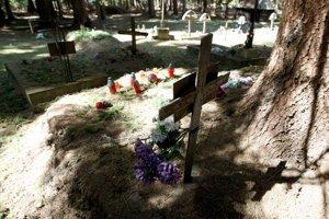 Cintorín v Kališti