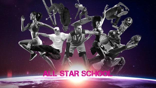 súťaž - all star school