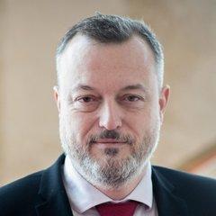 Milan Krajniak - kandidát na prezidenta SR vo voľbách 2019.
