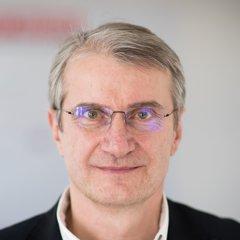 Robert Mistrík - kandidát na prezidenta SR vo voľbách 2019.