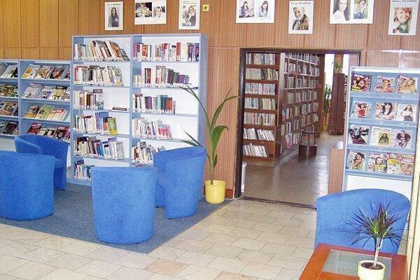 Zemplínska knižnica v Trebišove sa zapojila do Týždňa slovenských knižníc.