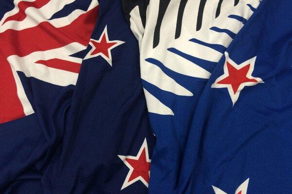 Nový Zéland bol prvou krajinou sveta, v ktorej o zmene vlajky rozhodovalo referendum.