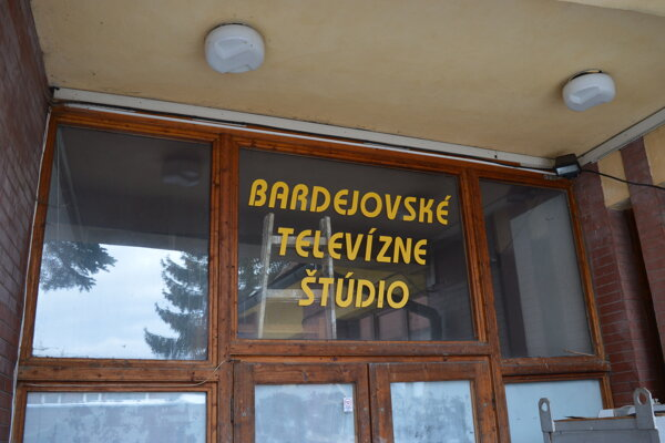 Sídlo Bardejovskej televízie.