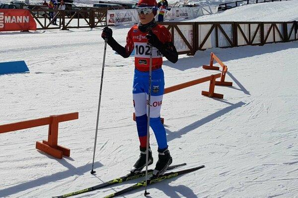 Sebastián Belicaj sa stal majstrom Slovenska v rýchlostných pretekoch.