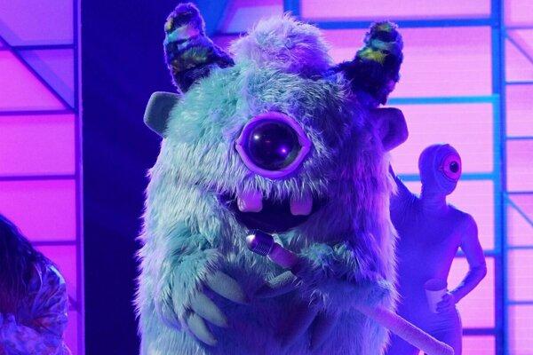 Víťazom prvej série Maskovaného speváka sa v Amerike stalo strašidlo.