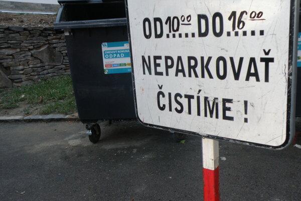 Komplexné čistenie ciest sa začne v Prievidzi až po skončení zimnej údržby.