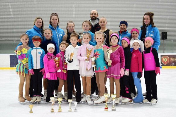 Preteky Nitrava Cup organizuje Kraso klub mesta Nitra.