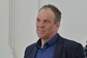 Vízie predstavil nový riaditeľ levickej nemocnice Anton Hanušín.