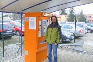Peter Prokša, vedúci prevádzkového oddelenia Univerzitnej nemocnice v Martine.
