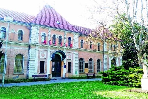 Balneologické múzeum v Piešťanoch.