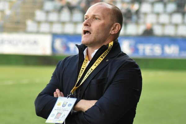 Pre trénera Antona Šoltisa bude súboj s Trenčínom stý na lavičke Michaloviec.