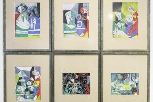 Galéria pozýva priaznivcov umenia 20. storočia na výstavu s názvom Nech žije Picasso do Mirbachovho paláca na Františkánskom námestí 11 v Bratislave do 2. júna.