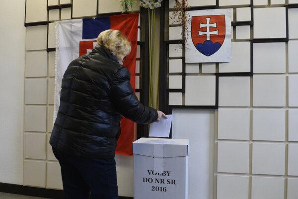 Na Slovensku sa začali parlamentné voľby.