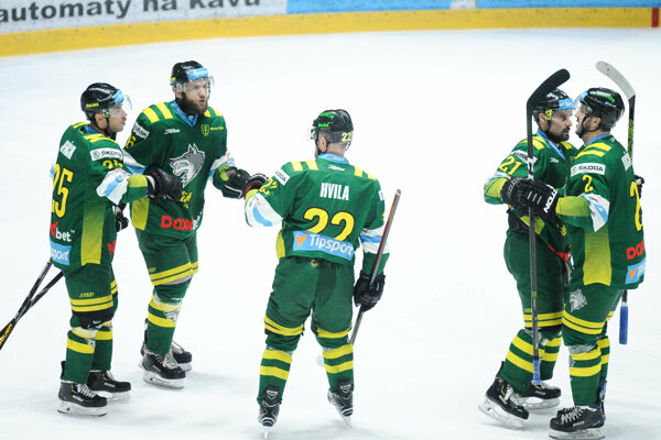 Hokejisti MsHK DOXXbet Žilina v utorok odštartujú v baráži. Ilustračné foto.