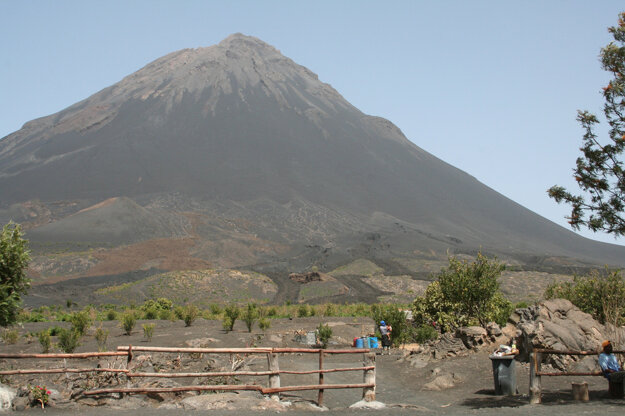 Sopka Fogo