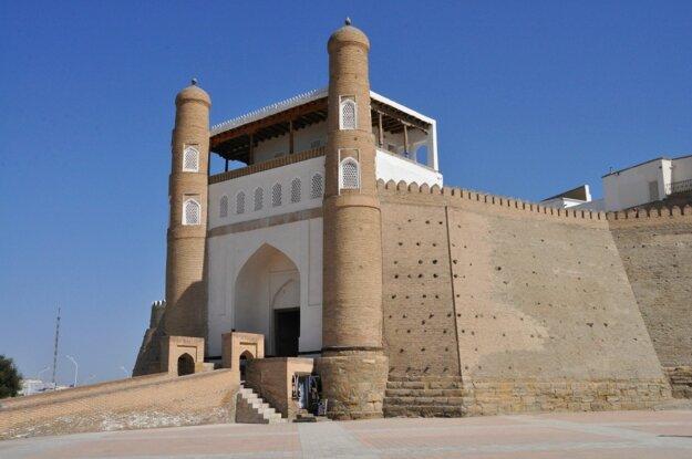 Pevnosť Ark