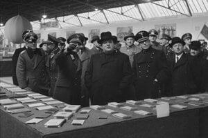Propaganda slovenského štátu sa chválila obrovským množstvom vydaných kníh, stovky hodnotných diel však zakázala.