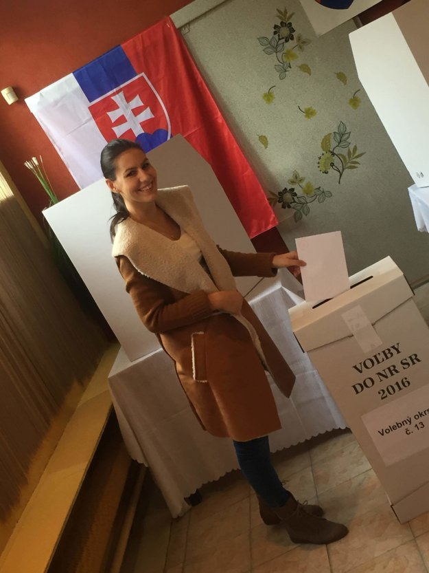 Voľby v Hlohovci.