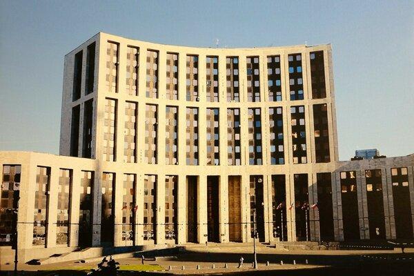 Medzinárodná investičná banka v Moskve.