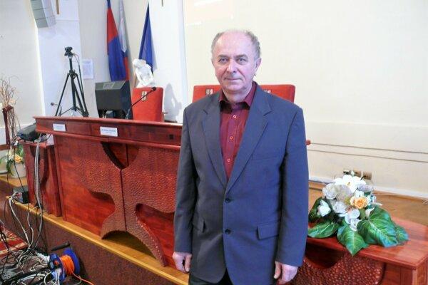 Dušan Chrastina.