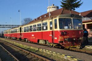 Medzi Vranovom a Trebišovom osobné vlaky nepremávajú už vyše 16 rokov.