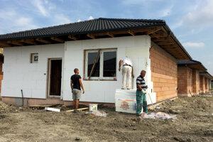 Zatepľovanie domu (ilustračné foto).
