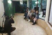 Kapela natáčala videoklip v bojnickej zoo.