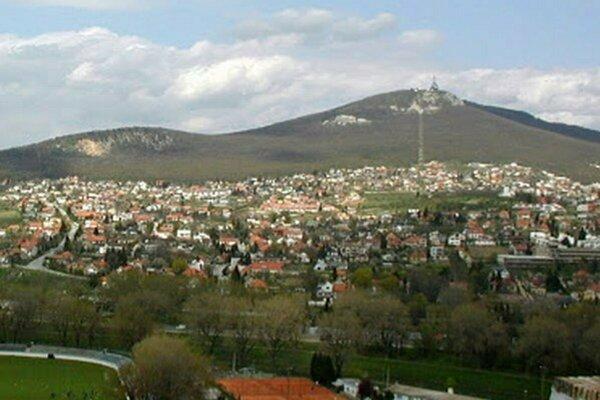 Zobor, Nitra.