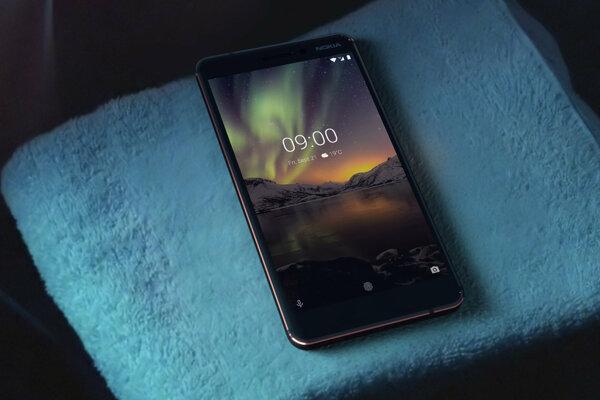 Nokia 6.1.