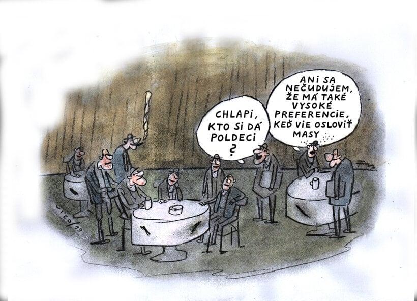 Zrozumiteľný politik (Vico) 22. marca
