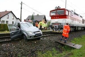 Nehody na trati sú nočnou morou železničiarov.