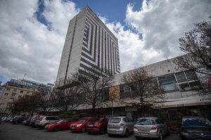 Hotel Kyjev.
