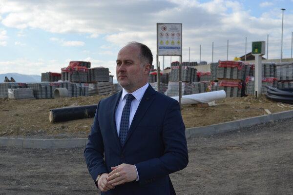 Primátor Lipian Vladimír Jánošík.