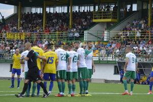 Vo Vranove prišlo v jeseni na súboj najlepších tímov III. ligy 1 150 divákov. Bude ich teraz v Košiciach viac?