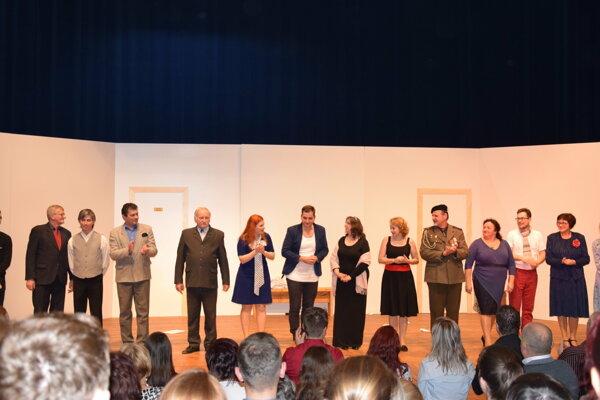 Trebišovské Divadlo G baví publikum po celom Slovensku už dlhých 60 rokov. Tomuto jubileu je venovaná aj výstava v múzeu pod názvom: Diagnóza-divadelný ochotník.