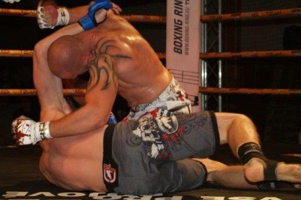 Adrenalín v ringu.
