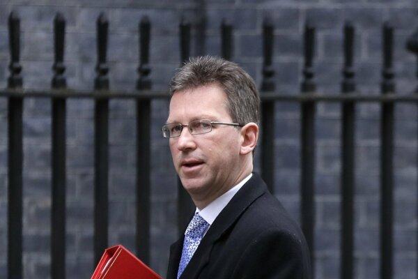 Britský minister kultúry Jeremy Wright.