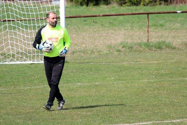 Roman Urík po rokoch naskočil do súťažného zápasu.