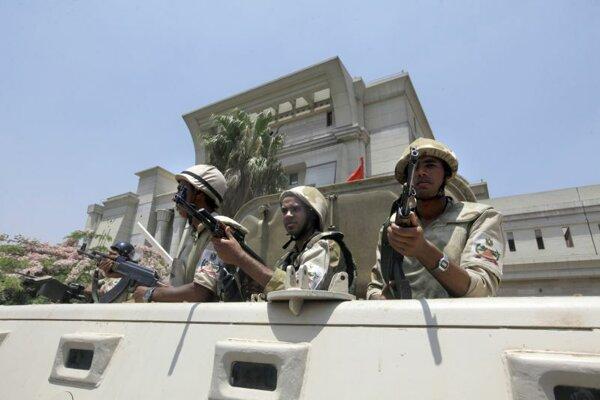 Egyptskí vojaci