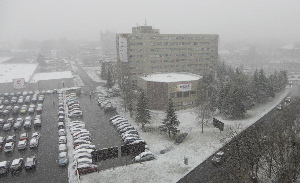 48fe546c78 Pod Tatry sa vrátila zima. Pozrite si fotogalériu. - Korzár SME