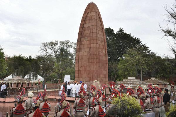 Masaker sa odohral 13. apríla 1919 v uzavretom parku Džallijáanválá Bagh v meste Amritsar.