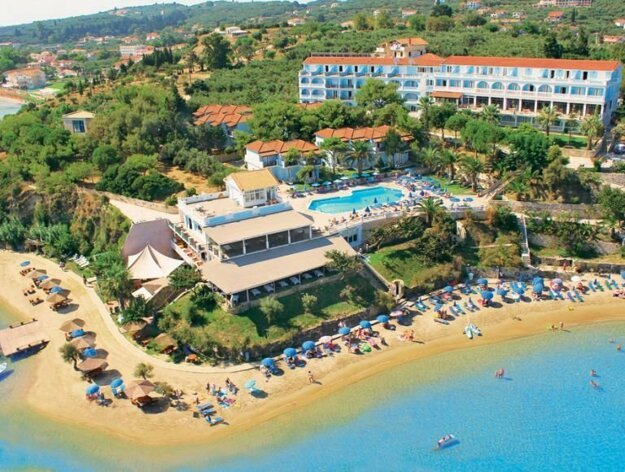 Hotel SENTIDO Alexandra Beach Resort & Spa 4*