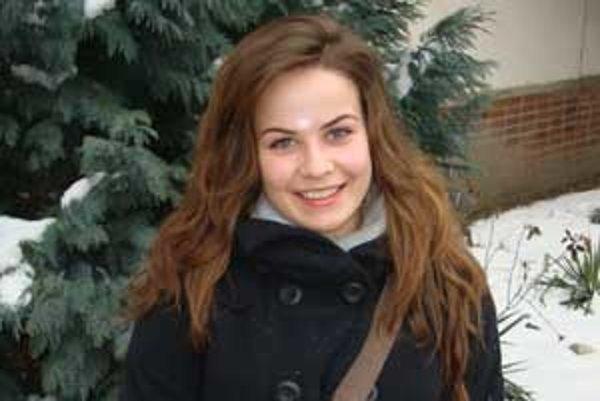 Dorota Balciarová sa môže zaslúžene tešiť zo zlatej medaily.