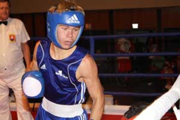 Davida pred finále Boxing One čaká ešte niekoľko stretnutí.