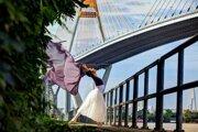 Tanečníčka Sarassan Chaisinlapin je prvou sólistkou Bangkok City Ballet, do Bratislavy príde na festival Chorea