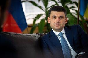 Volodymyr Hrojsman (41) je od apríla 2016 premiérom Ukrajiny. Predtým bol predsedom parlamentu, ministrom pre regionálny rozvoj aj starosta mesta Vinnycia.