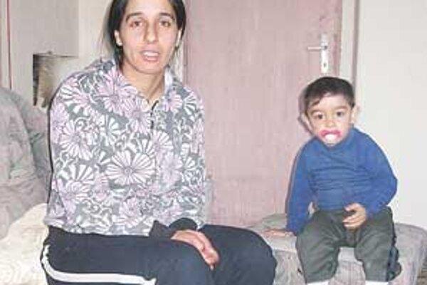 Adriana so svojím synom si nový domov užíva zatiaľ len týždeň.