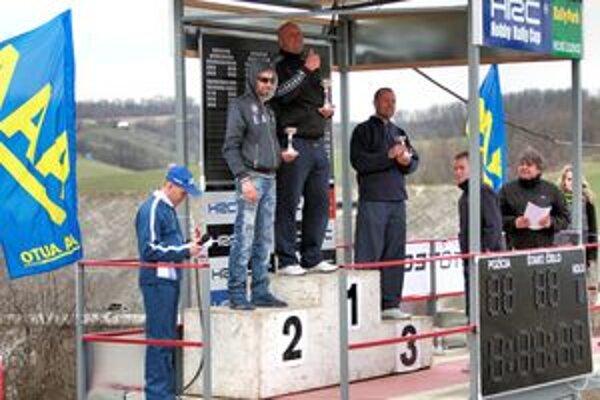 V kategórii A3 zvíťazil Slavomír Ferenc. 2. miesto obsadil Róbert Lajtoš. Za ním skončil Miroslav Valentíny.
